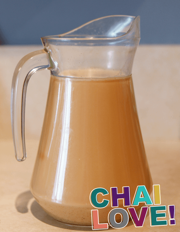 Summer Favourite: Chilly Chai from Scratch