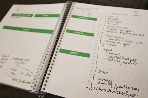 My Self Care & Freelance Friendly Planner Design & A Free Printable Planning Sheet