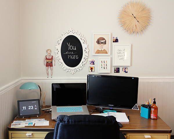"""My New Home Office & Leaving """"The Studio"""" Behind"""