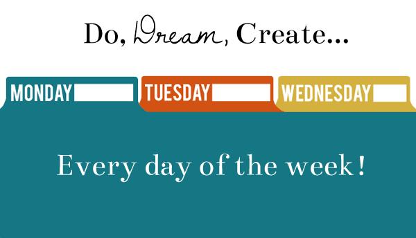Do Dream Create (Free Printable Planner!)