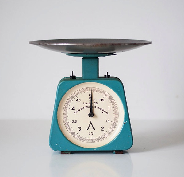 Soviet Kitchen Scale