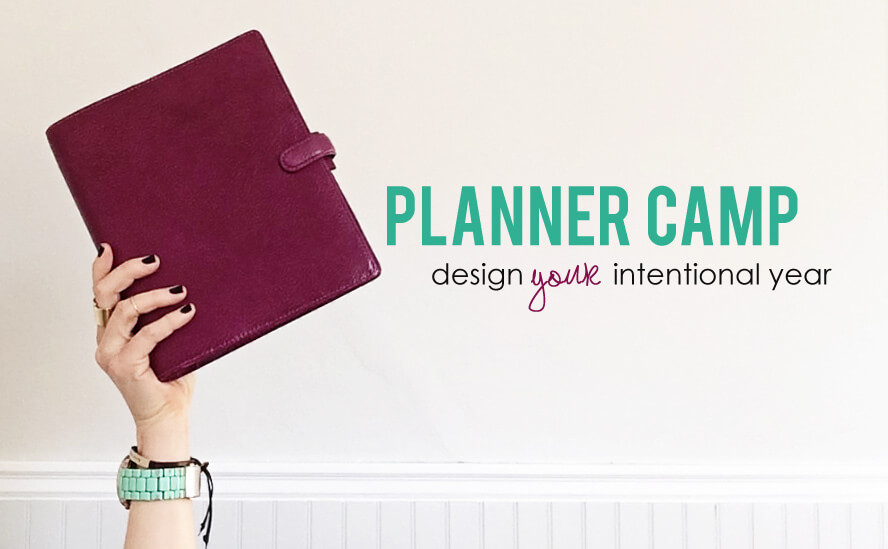 design your own day planner with planner camp kyla roma