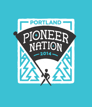 Pioneer Nation Logo