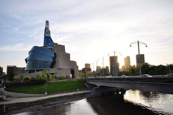 Winnipeg Downtown - Table for 1200, Winnipeg