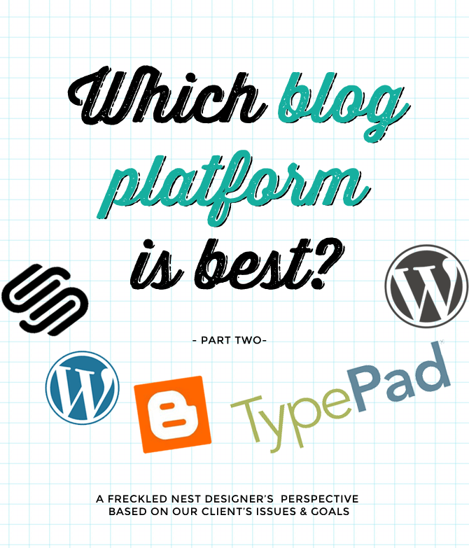 Which Blog Platform is Best