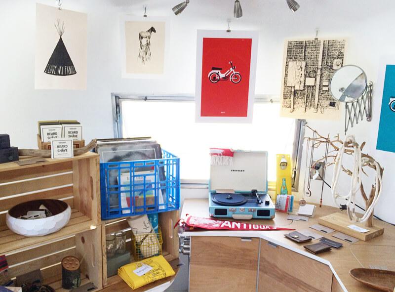 tiny shop at Designer Vaca