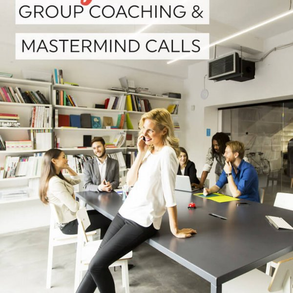 A simple tool to organize group coaching and mastermind calls for coaches, strategists and freelancers