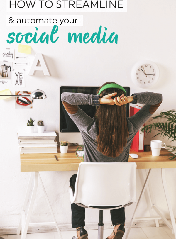 How to streamline & automate your social media presence