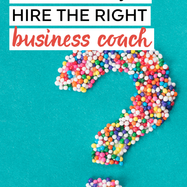 Want to hire a business coach, but don't know where to start? Ask these five simple questions to make sure your business coach is the right match for you.