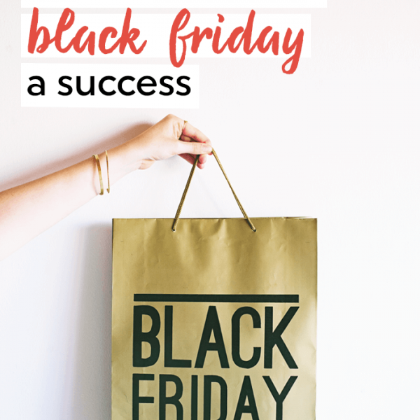 39 practical ways sellers can make black friday and small business staturday a success