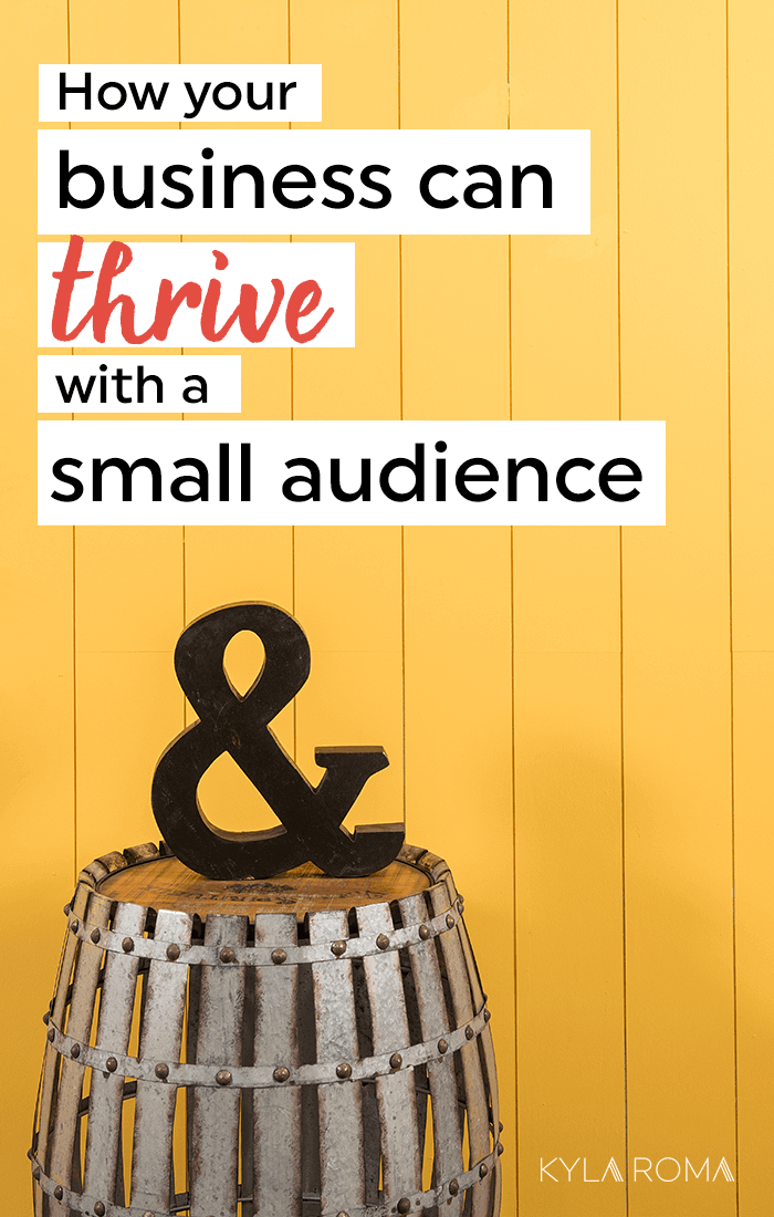 How your online business can thrive with a small highly engaged community