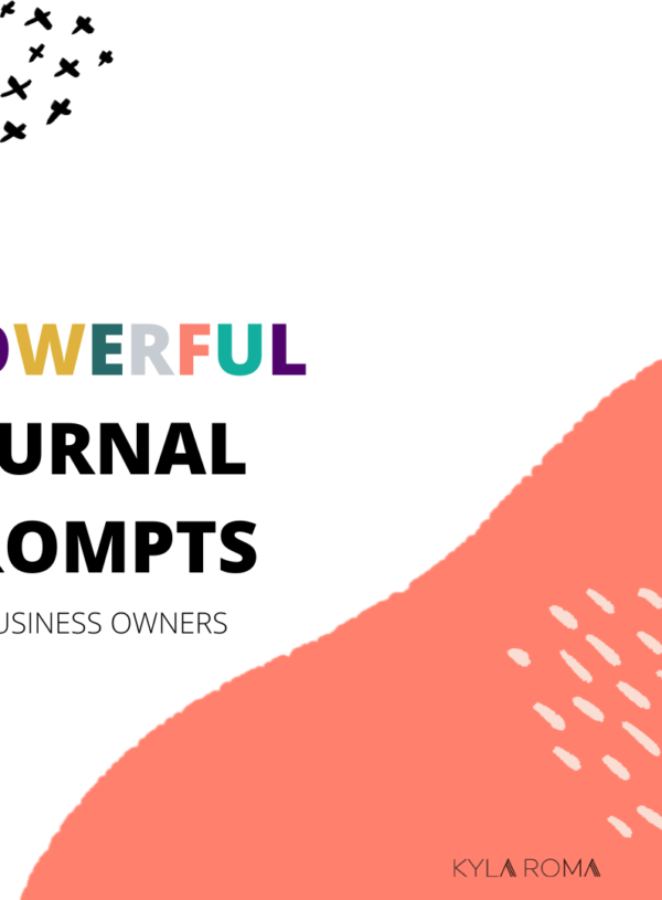 19 Powerful Journal Prompts for Business Owners